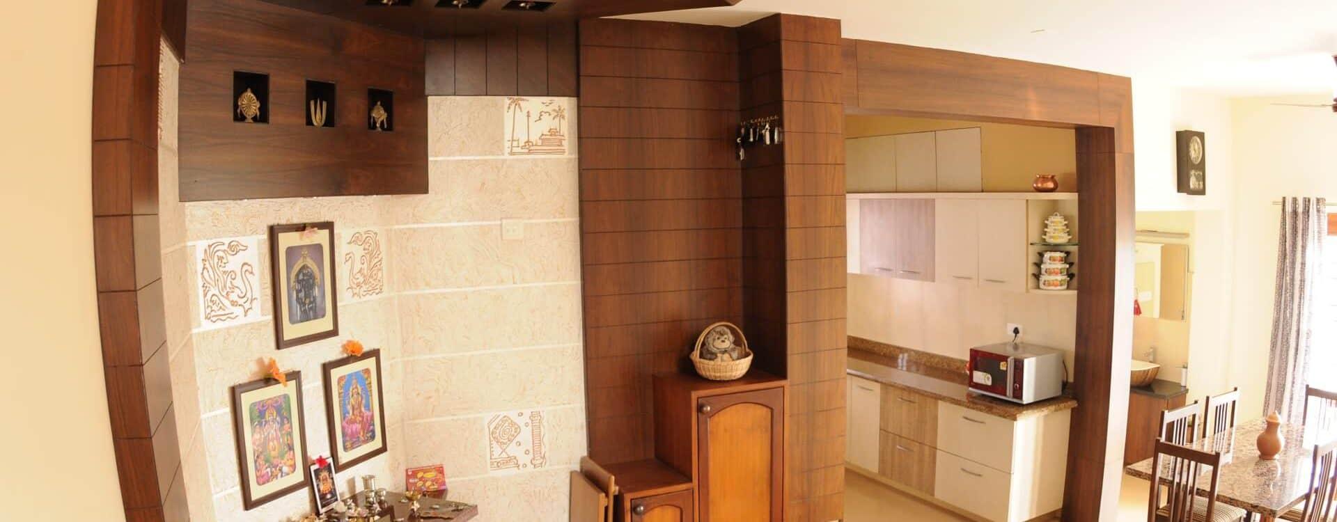 Mr. Varadraj Jogi's Residence at Padavinangadi, Mangalore