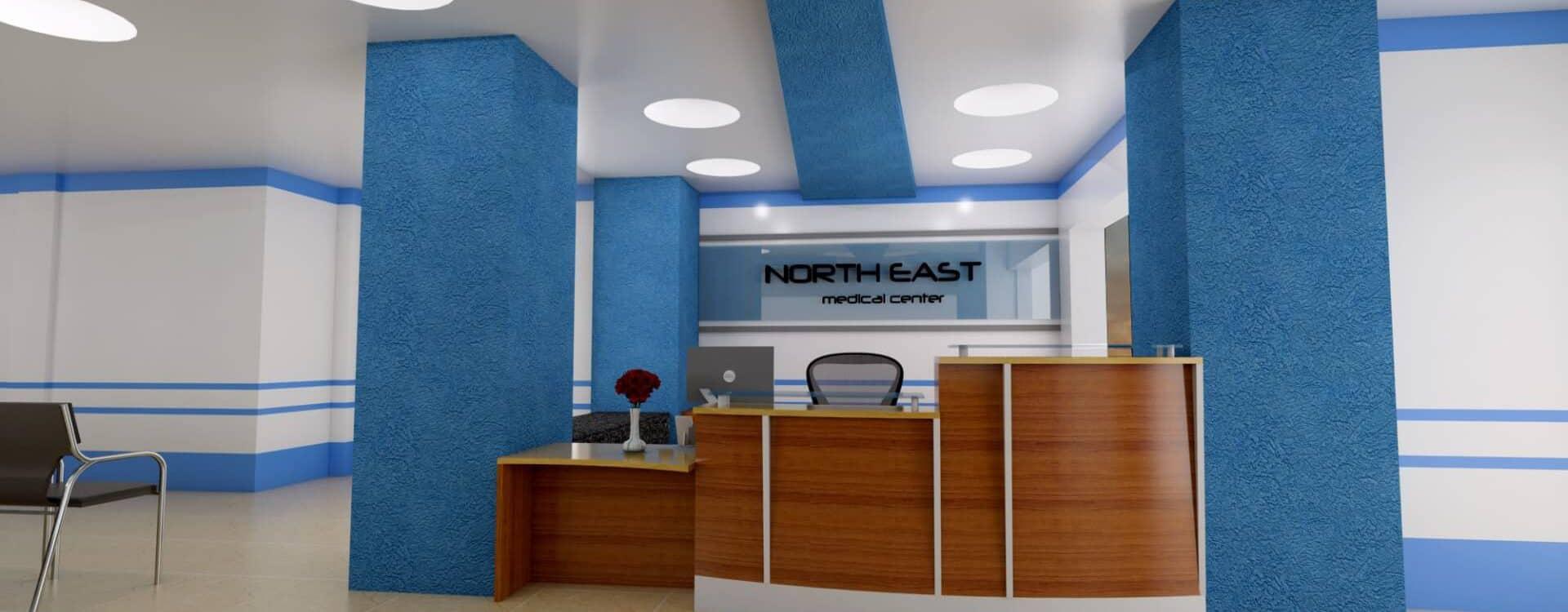 North East Medical Center at Kolkata