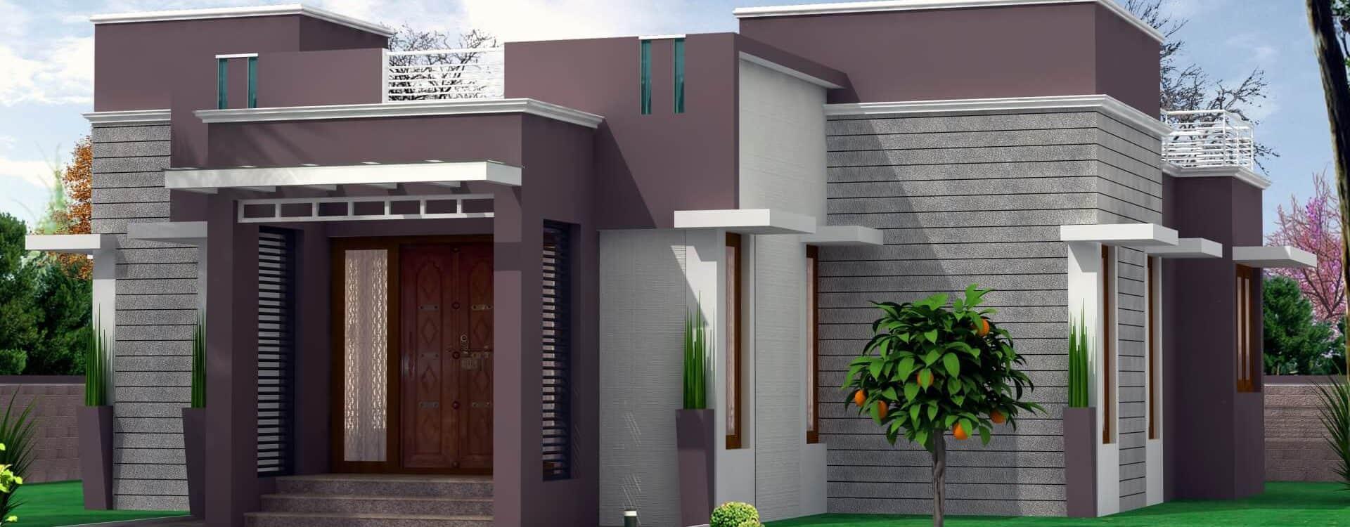 Residence for Mr. Sathish & Latha Pai at Bantwal