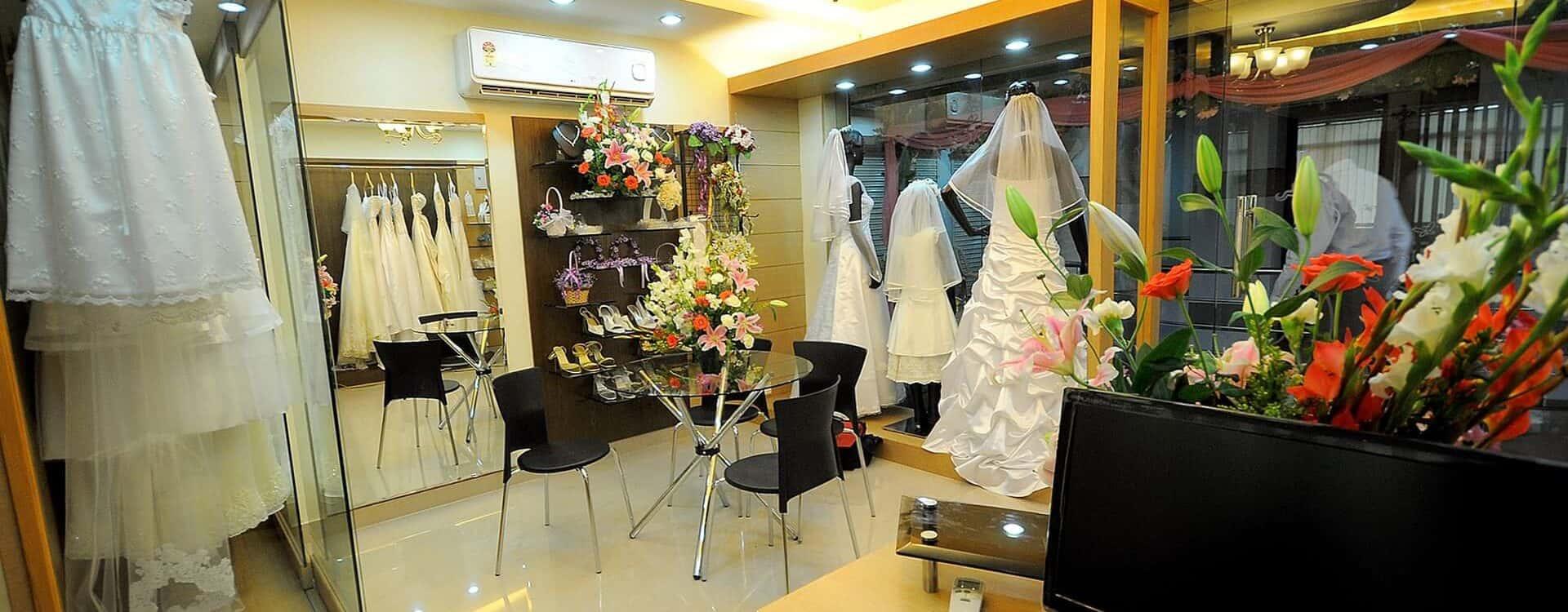 Concetta Bridals at Pio mall, Bejai, Mangalore