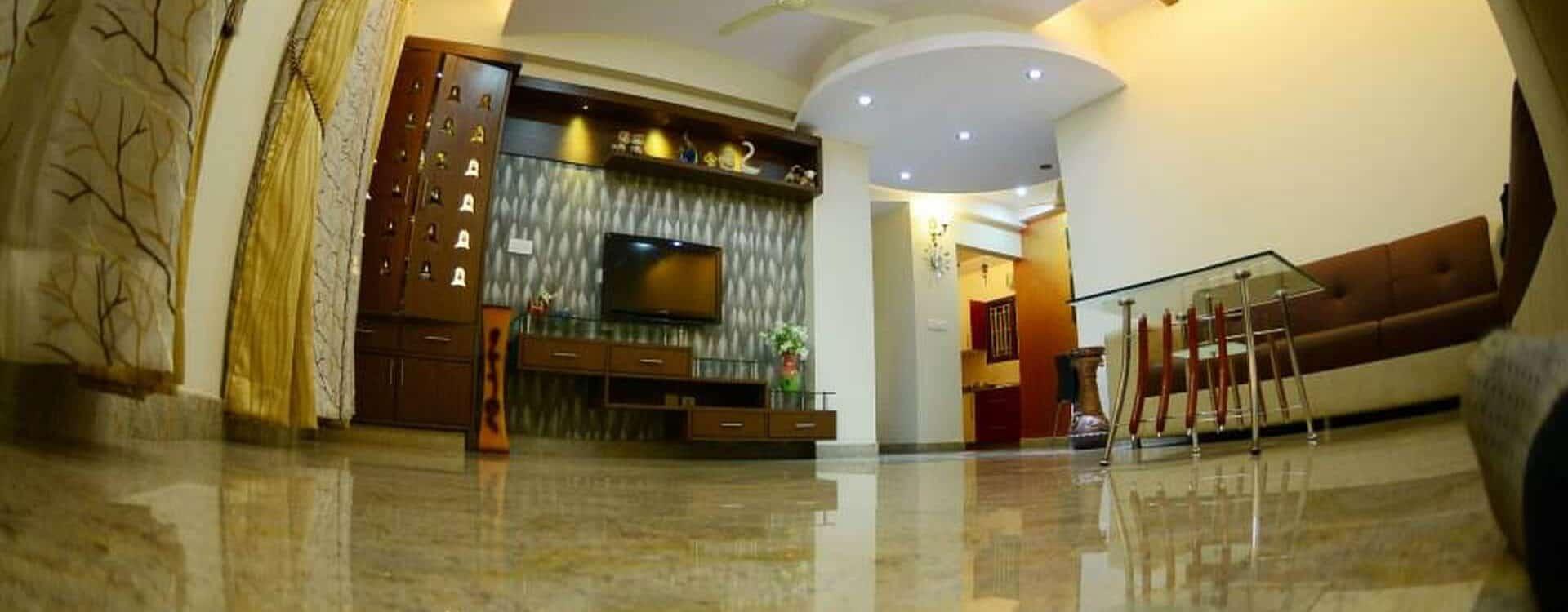 Mr. Dinesh Karkera's Residence at Jeppu Mangalore