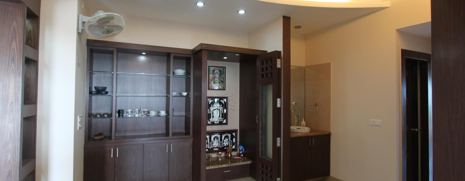 Mr. Kishore Shetty's Residence at Ambar Apartment Urwa Mangalore