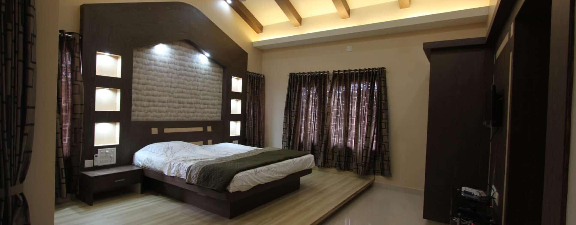 Mr. S. Shetty Residence at Karkala