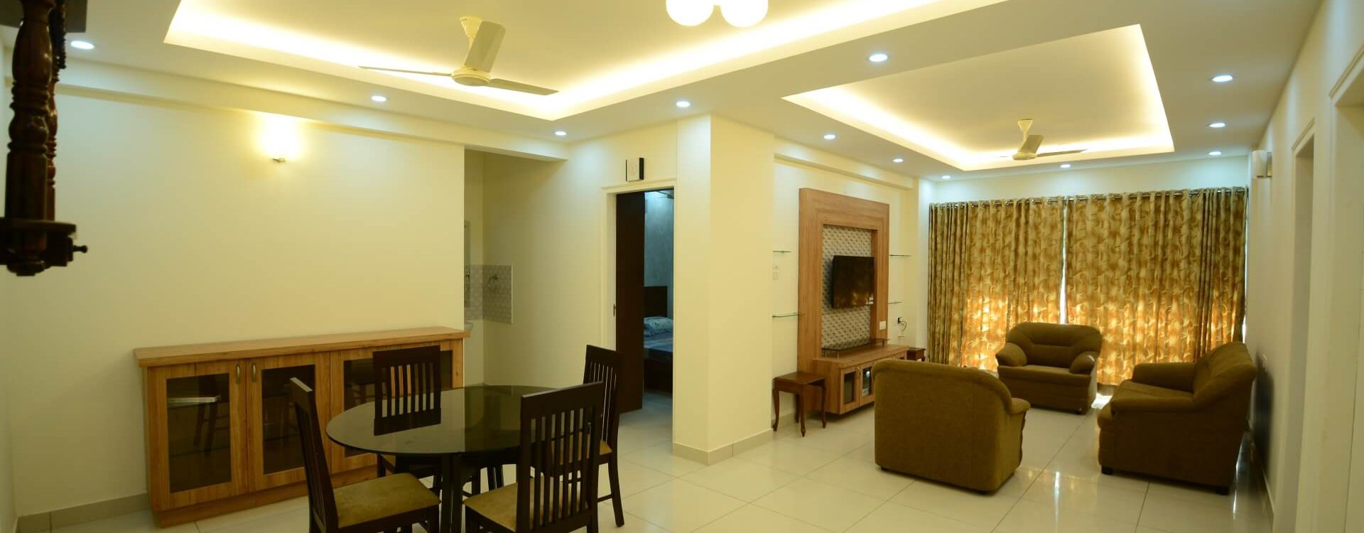 Mr. Nayak's Residence at The Corniche Apartment, Mangalore