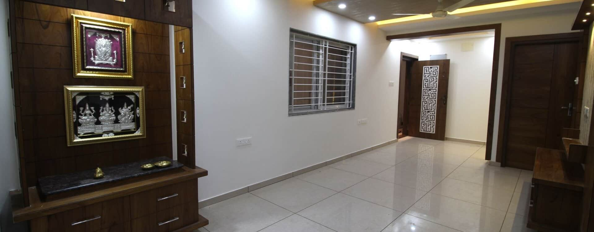 Mr. Ganesh Shetty's Residence at Bhandary Pacific Apartment, Kalakunj Road, Mangalore