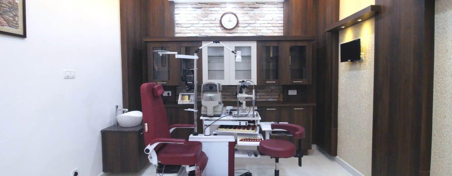 Dr. U. R Shenoy's - Prema Eye Clinic, Dongerkery, Mangaluru