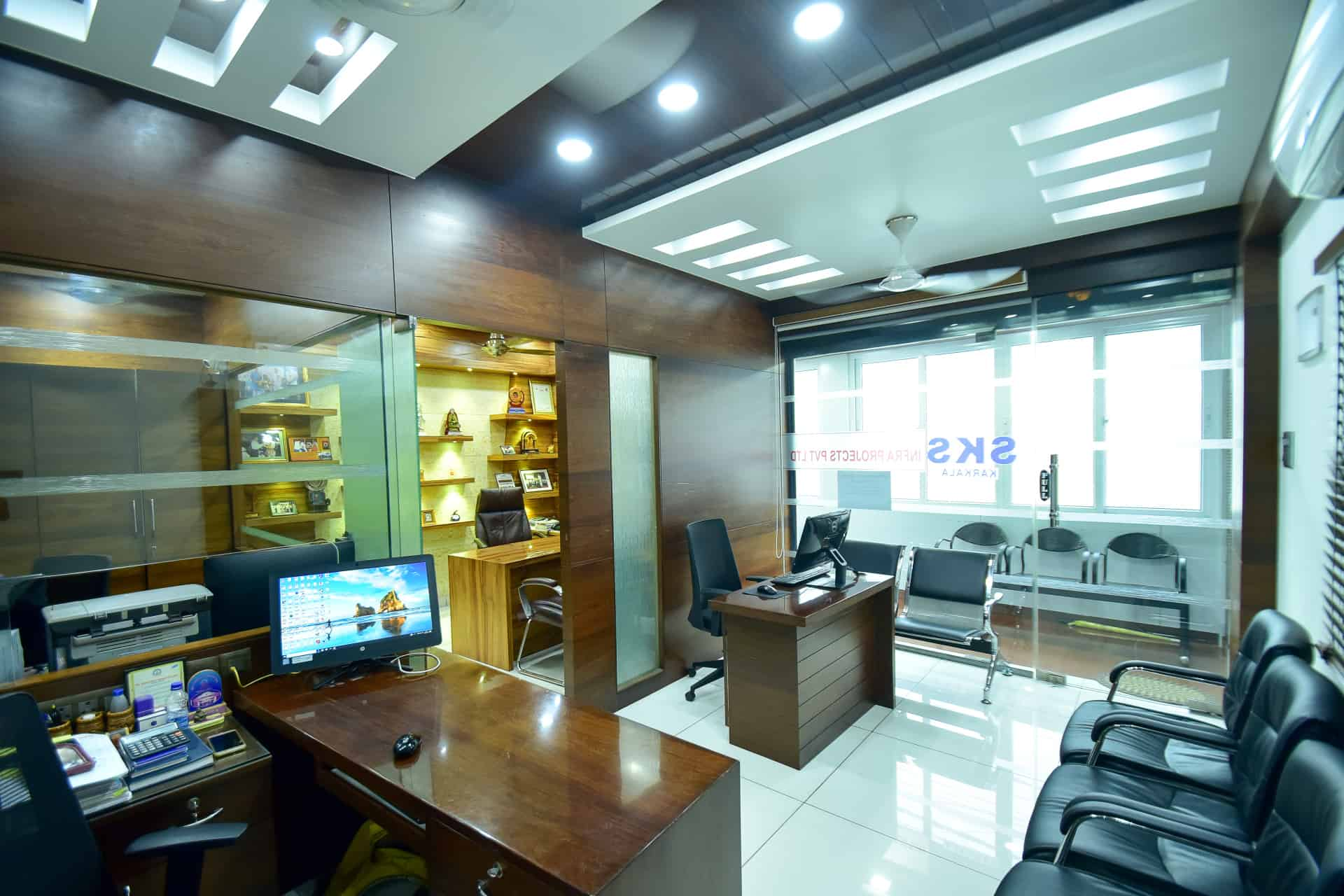 Sujay Kumar Shetty - Office