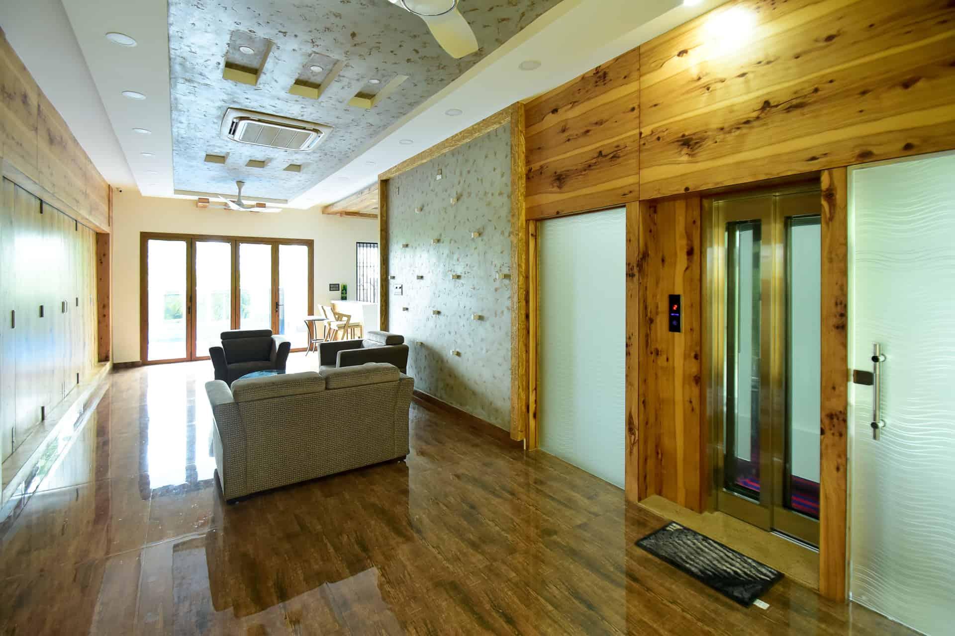 Sujay Kumar Shetty - Residence